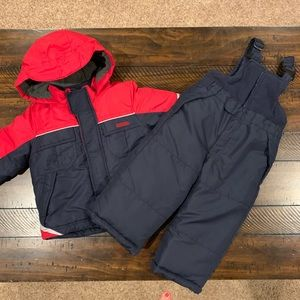 Other - Toddler Boy OshKosh Snow Suit Set Size 2T